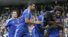 Ramires spent six seasons in London. AFP