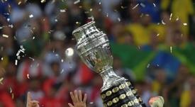 La Copa América podría perder a los equipos invitados. AFP