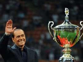 Berlusconi quiere volver a ganar. AFP/Archivo
