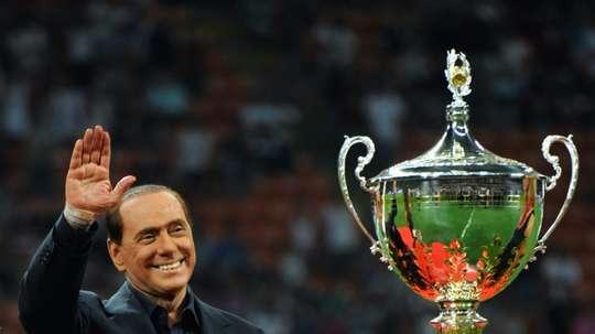Berlusconi revient pour gagner. AFP