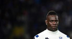 José Mauri aventuró el futuro de Balotelli. AFP