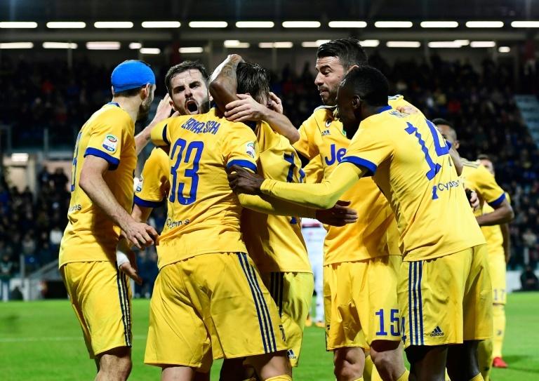 Un triplé pour Higuain — Italie-Juventus
