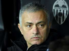 Basket case! Mourinho admits he hid in laundry to skirt ban.