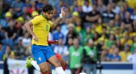 Brasil no convenció ante Panamá y está obligada. AFP