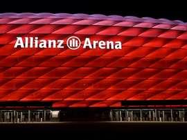 O Bayern se prepara para uma suposta saída de Alaba. AFP