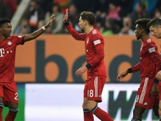 Bayern fight back twice in Liverpool tune-up win.
