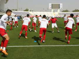 Like any other team, Kyrgyzstan are aiming high in the Asia Cup. AFP