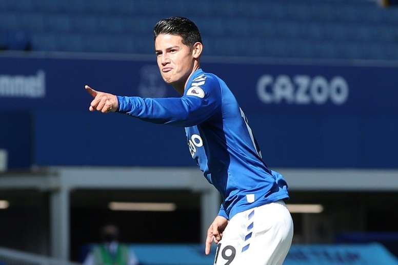 James Has Changed The Mentality Of Everton Besoccer
