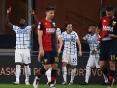 'Rough diamond' Lukaku gets Inter back on track, Sampdoria shock Atalanta. AFP