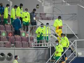 Al-Ahli have been eliminated. AFP