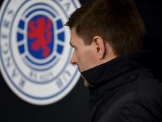 Rangers have slammed the SPFL's points per game proposal. AFP