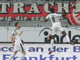The draw leaves Gladbach seven points behind league leaders Borussia Dortmund. AFP
