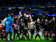 Ajax's triumph on Tuesday brought back memories of another famous Ajax side. AFP
