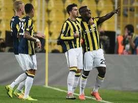 El Fenerbahçe no debe dejar escapar más puntos si no quiere decir adiós a la Liga. AFP