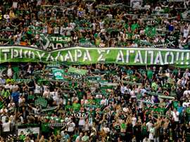Panathinaikos is one of the most successful teams in the country having won 20 Greek league titles, 18 Greek Cups and eight doubles