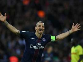 Zlatan Ibrahimovic is a free agent having left having left Paris Saint-Germain. BeSoccer