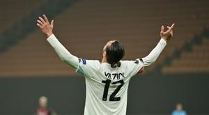 Lille take Zlatan down a peg with thumping Milan win. AFP