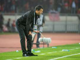 Raja Casablanca coach Jamal Sellami believes they can reach a fifth CAF Champions League final. AFP