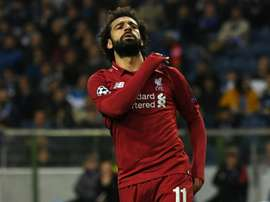 La blessure de Salah offre à Messi le Ballon d'Or. AFP
