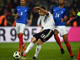 Stindl stroked home after being found by Gotze. AFP