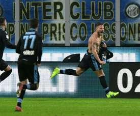 Lazio beat Inter Milan on penalties to reach Coppa Italia semi-finals