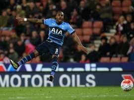 United prepara oferta por Danny Rose. AFP