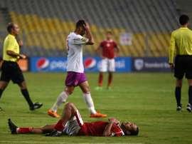 El Wydad de Casablanca tiene en su mente llegar al Mundial de Clubes de la FIFA. AFP