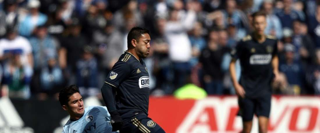 Union edge Red Bulls for first MLS playoff victory