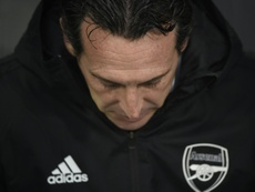 Arsenal back Emery but warn results must improve. AFP