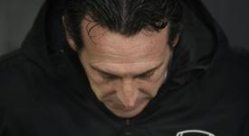 El Arsenal confía en Emery. AFP