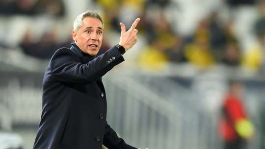 Paulo Sousa is the new coach of Poland. AFP