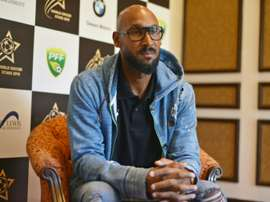 Anelka believes letting Cavani leave would be a mistake. AFP