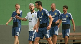 Argentina enjoying 'positivity' since Qatar victory