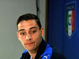 Mattia De Sciglio will be back soon after his injury. AFP