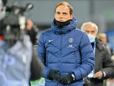 Thomas Tuchel arrives at Chelsea just a month after being sacked. AFP
