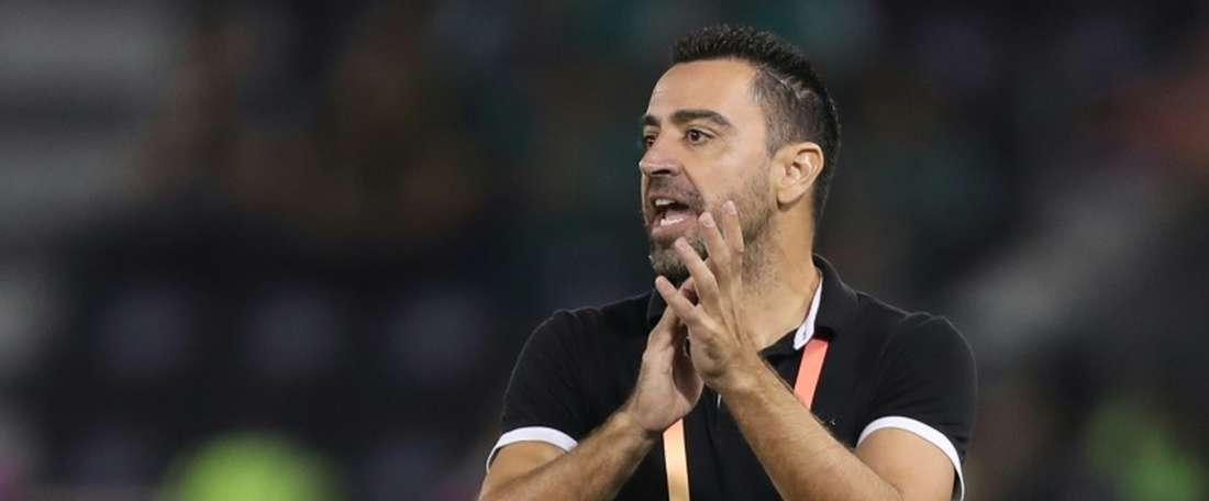 El Al Sadd de Xavi comienza con triunfo en el Mundial de Clubes. AFP