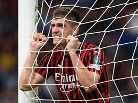 Piatek deve convincere il Milan. AFP