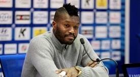 L'appel du pied de Djibril Cissé à deux clubs de Ligue 1. AFP