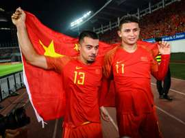 Samba-style China bank on Brazilians in World Cup push. AFP