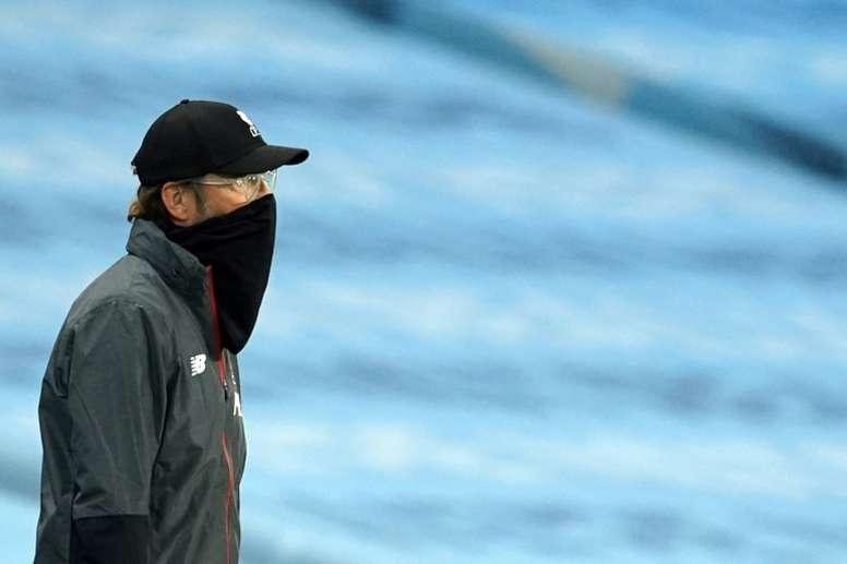 Klopp no puso al Arsenal como un buen ejemplo. AFP