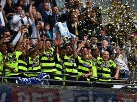 El Huddersfield Town quiere reforzar su plantilla. AFP