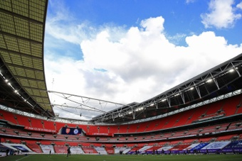 EFL matches will be rearranged. AFP