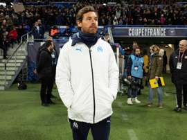 Villas-Boas to stay on as Marseille coach. AFP