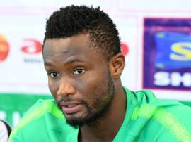 Obi Mikel prend sa retraite internationale. AFP