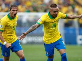 'Little onion' Everton making Brazilians cry with joy at Copa.