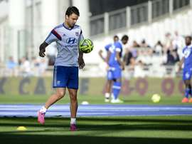 Lyons French midfielder Clement Grenier who came back to play in six matches at the end of last season after a groin operation, picked up the injury to his left leg, during the 6-0 pre-season defeat against Arsenal in London last Saturday