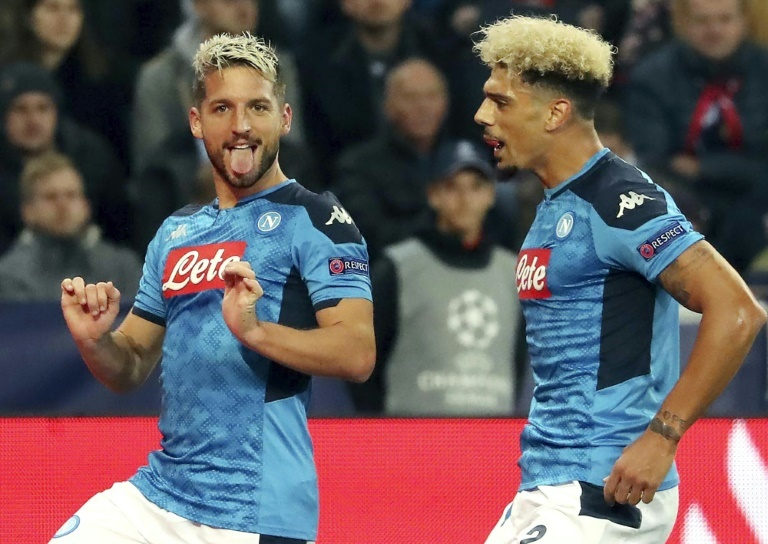 Champions League: Lorenzo Insigne wins it for Napoli in five-goal thriller