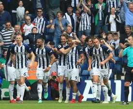 English team West Bromwich Albion were relegated from the Premier League last season. AFP