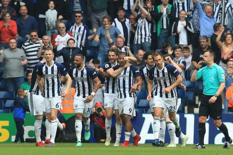 El West Bromwich Albion se reforzará con el nigeriano. AFP