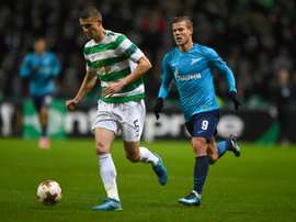 Simunovic, Hayes leave Celtic. AFP
